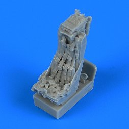 BAC Lightning ejection seat with safety belts 1:72