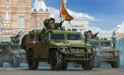Meng GAZ 233115 Tiger-M 1:35