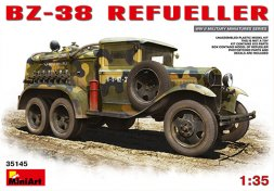 MiniArt BZ-38 Soviet Refueller 1:35