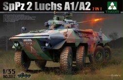 Takom SpPz 2 Luchs A1/A2 - Bunderswehr 1:35