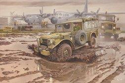 Dodge M43 3/4-Ton 4x4 Command Truck 1:35