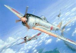 Ki-43-II Ko Hayabusa (Oscar) 1:72