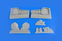 BAC Lightning Main Undercarriage Bays Set for Airfix 1:48