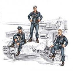 CMK German tankers WW II 1:72