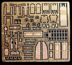 NH Detail Gotha P.60 Detail Set for AZmodel 1:72