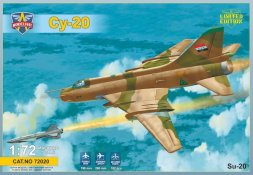 Su-20 Fitter 1:72