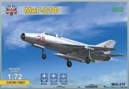 MiG-21F Fishbed 1:72