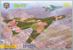 Su-17 Fitter 1:72