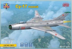 Su-17 Fitter-C (early) 1:72