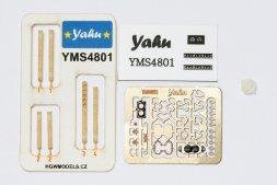 Yahu PZL P.11 / PZL P.24 set 1:48