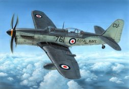Fairey Firefly AS Mk.7 - Antisubmarine version 1:4