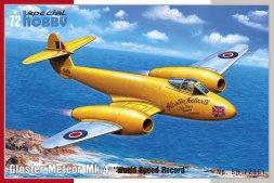 Gloster Meteor Mk.4 - World Speed Record 1:72