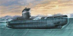 U-Boot XXIII 1:72