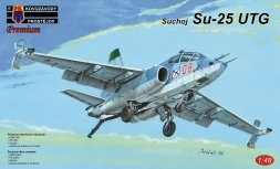 Su-25UTG Frogfoot-B - Naval Trainer 1:48