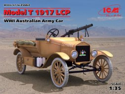 Ford Model T 1917 LCP 1:35