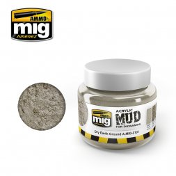 AMMO of MiG - Dry Earth Ground