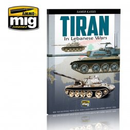 AMMO of MiG - TIRAN in lebanese wars (English)
