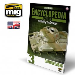 AMMO of MiG - Encyclopedia of Armour Modelling techniques Vol.3