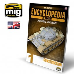 AMMO of MiG - Ancyclopedia of Armour Modelling techniques Vol.1