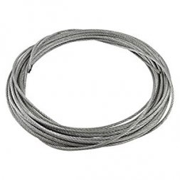 RB model steel wire rope 0.8mm x 5m