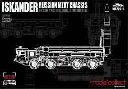 9K720 Iskander Tactical ballis mis. (MZKT) 1:72