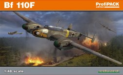 Bf 110F - ProfiPACK 1:48