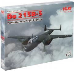 Dornier Do 215B-5 1:72