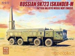 9K723 Iskander-M Tactical ballis mis. (MZKT) 1:72