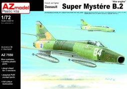 Dassault Super Mystere B.2 - Israeli AF 1:72