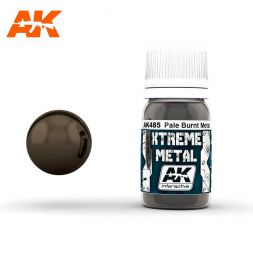 AK Interactive - Xtreme Metal Pale Burnt Metal 30ml