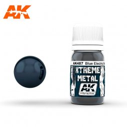 AK Interactive - Xtreme Metal Metallic Blue 30ml