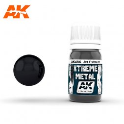 AK Interactive - Xtreme Metal Jet Exhaust 30ml
