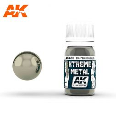 AK Interactive - Xtreme Metal Duraluminium 30ml
