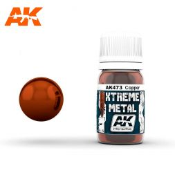 AK Interactive - Xtreme Metal Copper 30ml