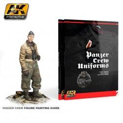 AK Interactive - Learning Series 02 - Panzer Crew Uniforms