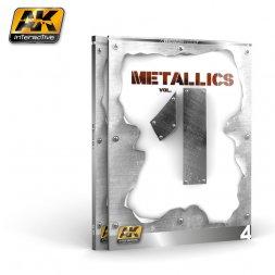AK Interactive - Learning Series 04 - Metallics Vol.1