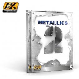 AK Interactive - Learning Series 05 - Metallics Vol.2