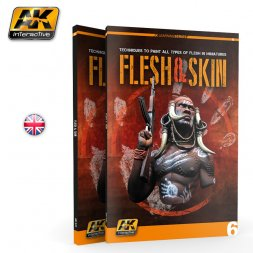 AK Interactive - Learning Series 06 - Flesh & Skin