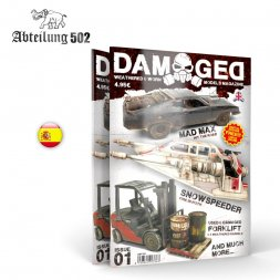 Damaged Magazine - Issue 01 (spanish)