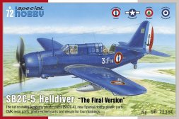 Special Hobby SB2C-5 Helldiver - The Final Version 1:72