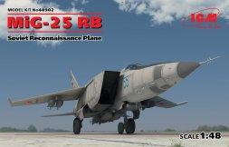 MiG-25RB Foxhound B 1:48