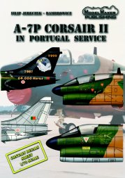 A-7 Corsair II in Portugal service 1:72