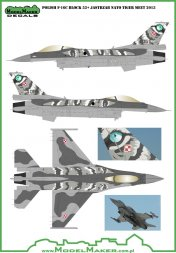 F-16C/D - NATO Tiger Meet 2014 (Polish AF) 1:72