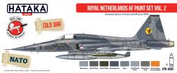Netherlands Modern AF paint set vol. 2