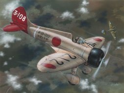Mitsubishi A5M2b Claude - Over China 1:32