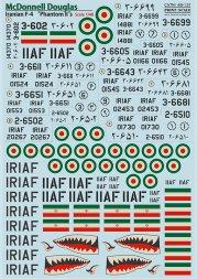 F-4 Phantom II - IRIAF service 1:48