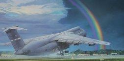 Lockheed C-5B Galaxy 1:144