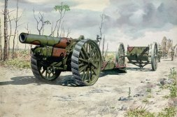 BL 8-inch howitzer Mk. VI 1:72