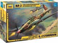 Il-2 Stormovik - mod. 1942 1:72