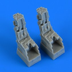 F-14D Tomcat ejection seats with safety belts 1:72